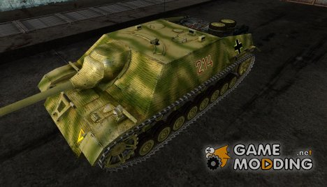 JagdPzIV 21 для World of Tanks