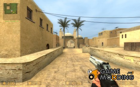 My First Desert Eagle Skin для Counter-Strike Source
