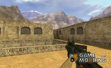 ULTIMATE FAMAS для Counter-Strike 1.6