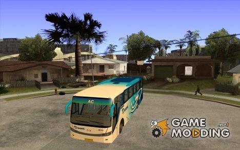 Hino New Travego RK1 for GTA San Andreas