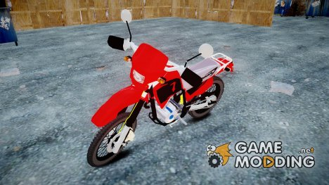 Honda XR 200 for GTA 4