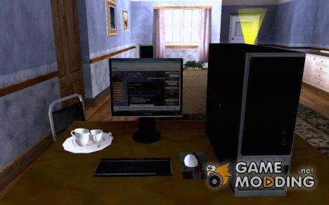 Возможность играть в комп! for GTA San Andreas