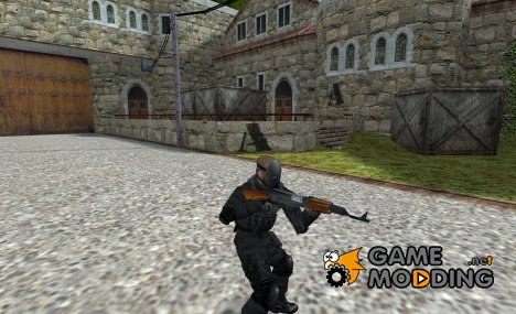 Fighter special for Counter-Strike 1.6