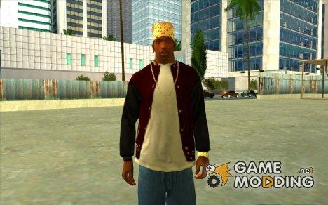 Бандана yendex for GTA San Andreas