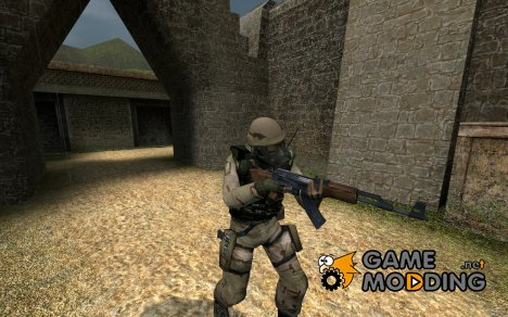 Willis Desert SAS for Counter-Strike Source