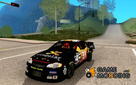 Chevrolet Monte Carlo Nascar CINGULAR Nr.31 для GTA San Andreas
