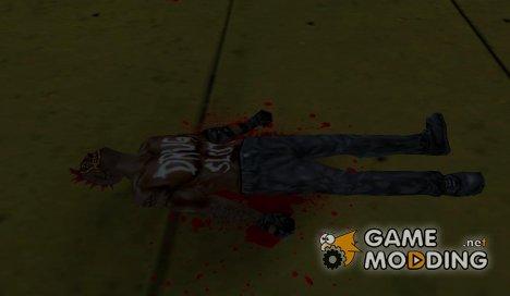 Больше анимаций смертей for GTA San Andreas