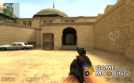 CZ75 On Sporkeh's Animations. for Counter-Strike Source