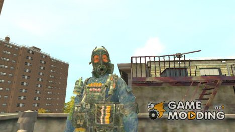 SAS Shotgun для GTA 4