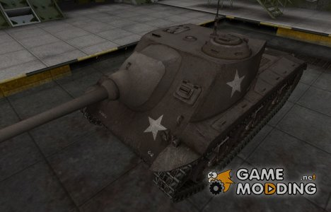 Исторический камуфляж T25 AT for World of Tanks