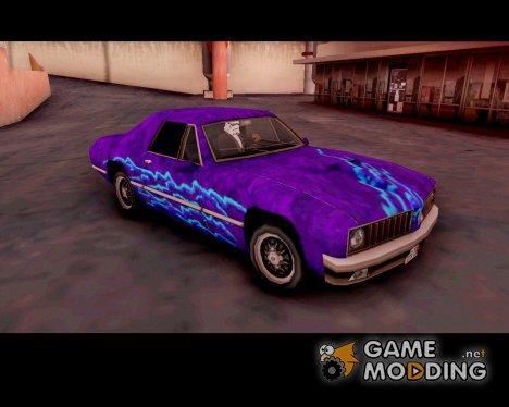 Stallion адаптированный под винилы для GTA San Andreas