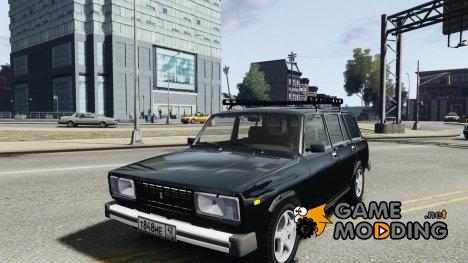 ВАЗ 2104 для GTA 4