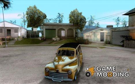 Ford Woody Custom 1946 для GTA San Andreas
