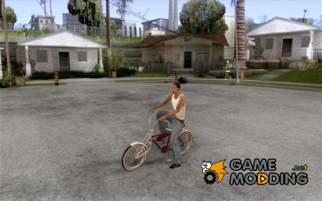Lowrider Bicycle for GTA San Andreas