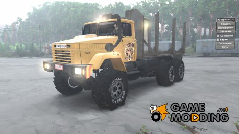 КрАЗ 64372 for Spintires 2014