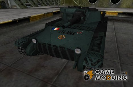 Шкурка для ELC AMX для World of Tanks