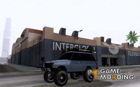Range Rover 1990 Off Road для GTA San Andreas