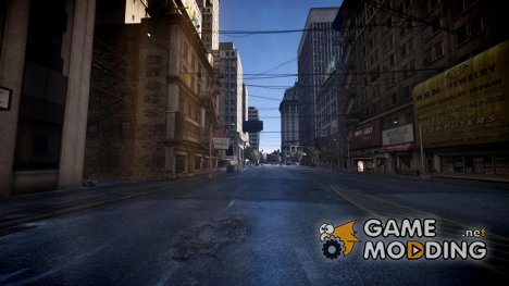 ZoneHancer 1.2 Photorealistic Graphics для GTA 4
