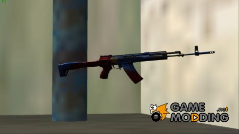 AK-12 Russia Skin for GTA San Andreas