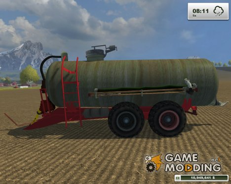 Advanced Technol HTS 100 27 v1.0 for Farming Simulator 2013