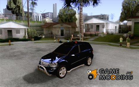 Mercedes-Benz ML500 for GTA San Andreas