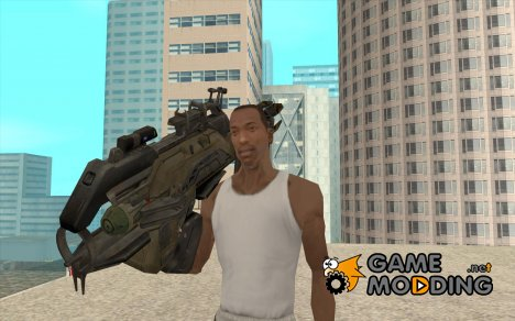 Rocket Launcher из PROTOTYPE for GTA San Andreas