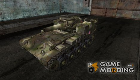 Шкурка для M41 для World of Tanks