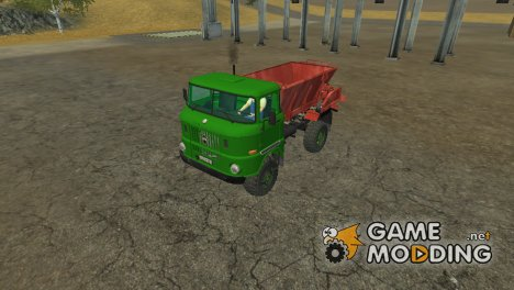 IFA IFA W50L Tornado для Farming Simulator 2013
