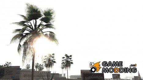 Отключение эффектов жары для GTA San Andreas