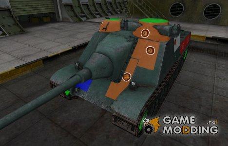 Качественный скин для AMX AC Mle. 1946 для World of Tanks