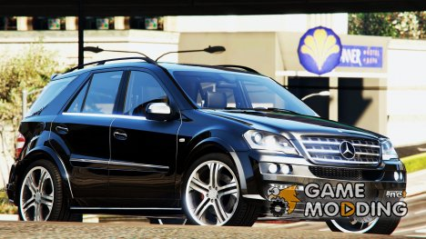 Mercedes-Benz ML Brabus 2009 «Monoblock Q» for GTA 5