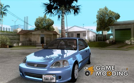 Honda Civic EK9 for GTA San Andreas