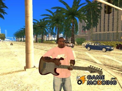Пак наркоманского оружия by Babayka для GTA San Andreas