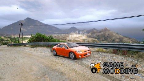 Mitsubishi Eclipse 2006 для GTA 5