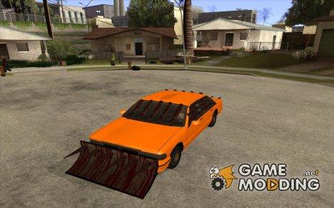 Зомби Такси для GTA San Andreas