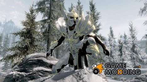 DrakeKnight Oblivion Port для TES V Skyrim