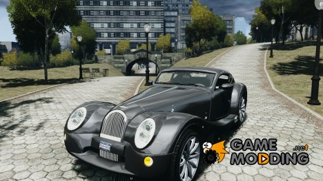 Morgan Aero SS v1.0 for GTA 4