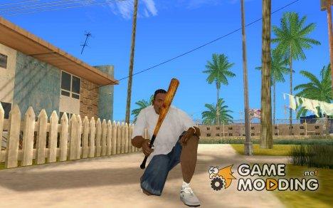 LCN Baseballbat для GTA San Andreas