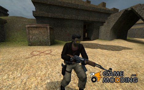 Wolf - Assassin для Counter-Strike Source