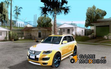 Volkswagen Touareg R50 for GTA San Andreas