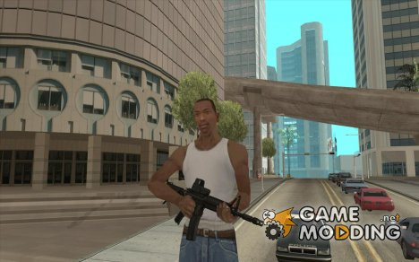 M4 MOD v2 для GTA San Andreas