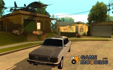 ГАЗ 3102 Волга Лимузин for GTA San Andreas