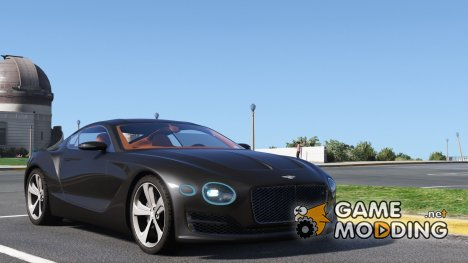 Bentley EXP 10 Speed 6 2.0c для GTA 5