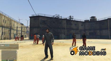 Тюрьма v0.2 for GTA 5