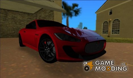 Maserati GranTurismo MC Stradale for GTA Vice City