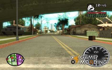Speedo Skinpack RETRO для GTA San Andreas