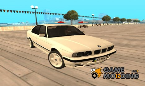 BMW E34 ЕК для GTA San Andreas
