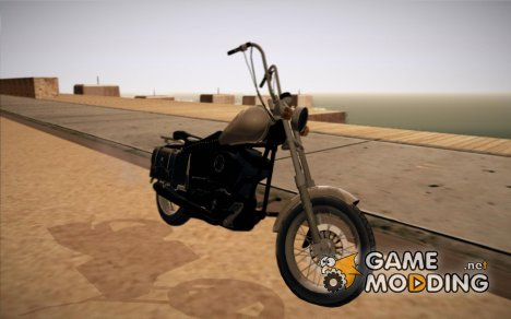 Custom Chopper for GTA San Andreas
