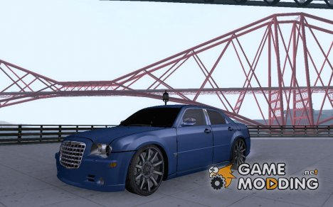 Chrysler 300С SRT8 2007 for GTA San Andreas