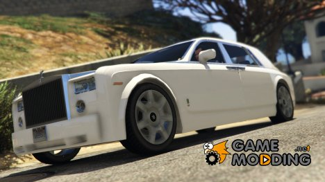 Rolls-Royce Phantom для GTA 5